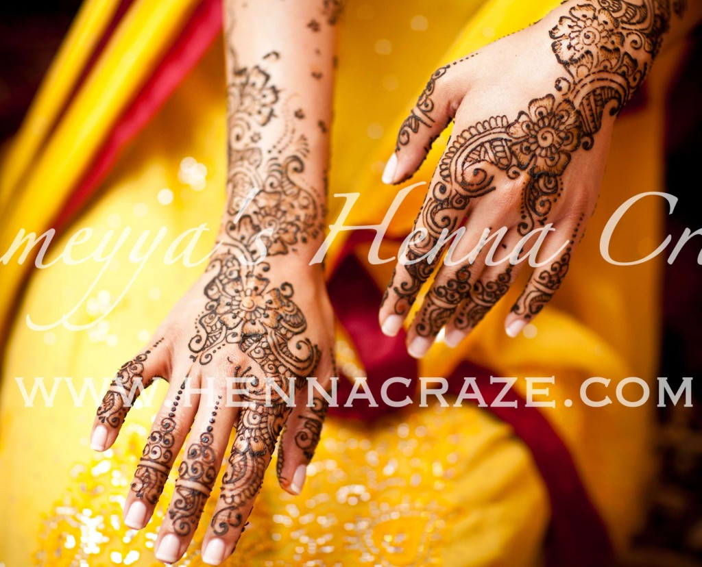 Henna Craze By Sumeyya
