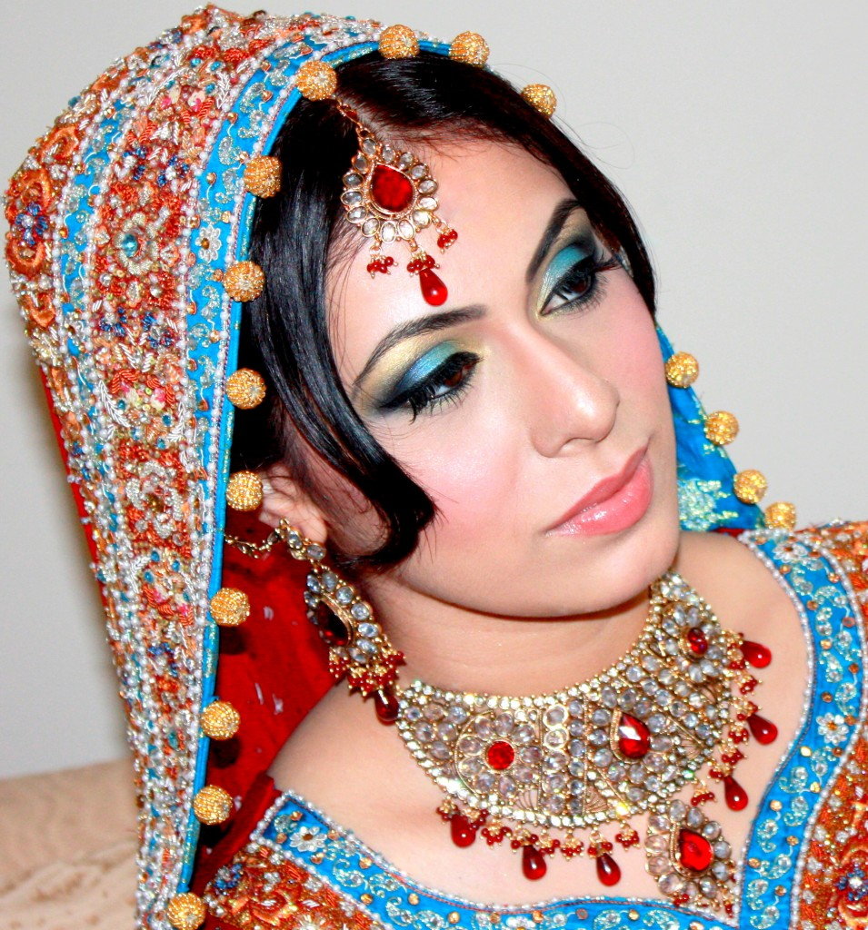 005 4 955x1024 Goddess Makeup By Saleha Abbasi