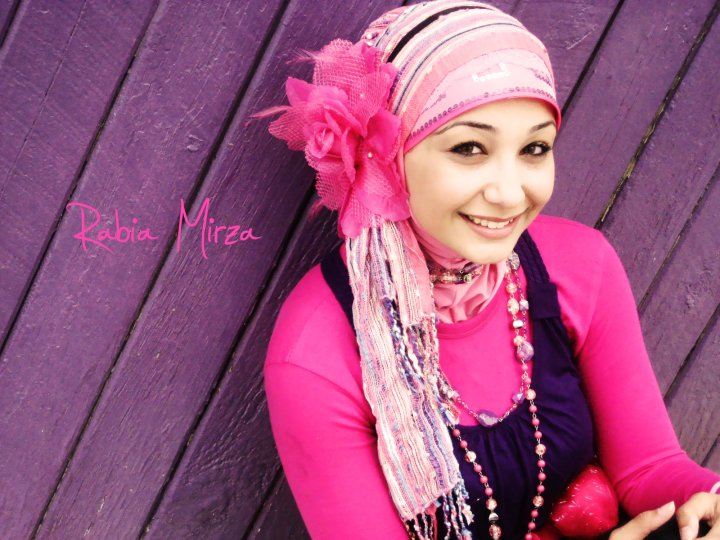 Pink Hijab 2 Fashion Photography By Rabia Mirza 