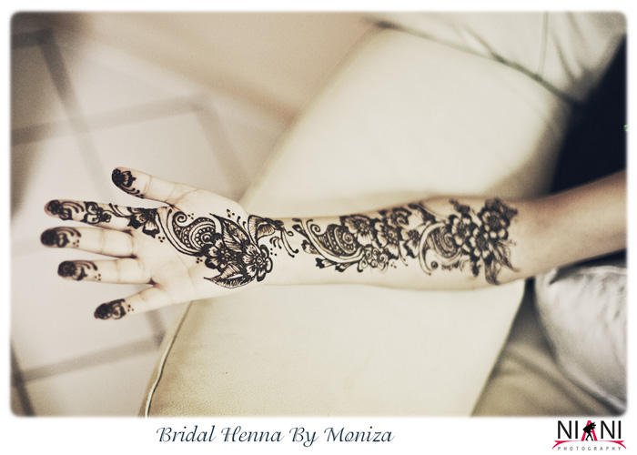Bridal Henna by Moniza Hand 4 Bridal Henna By Moniza