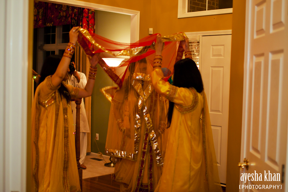 The Muslim Bride Special Wedding Feature: Sana and Shahzeb&#8217;s Mayoun/Manjha Event